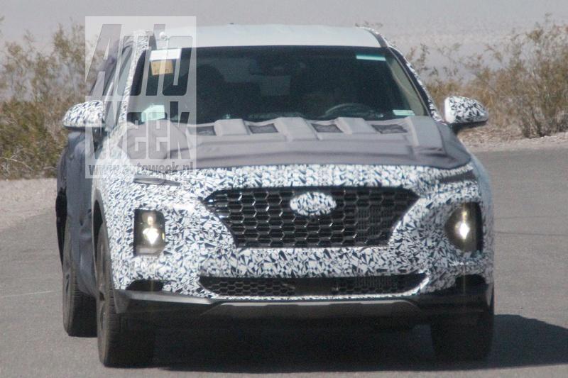 2018 - [Hyundai] Santa Fe IV Xv5ymv10