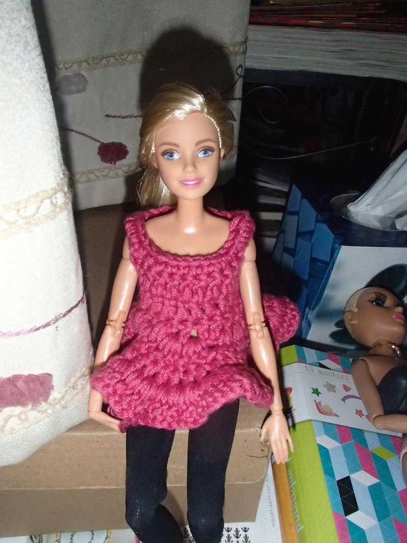 Youpi, voici ma 1ere vrai Barbie ARTICULEE 2017-011
