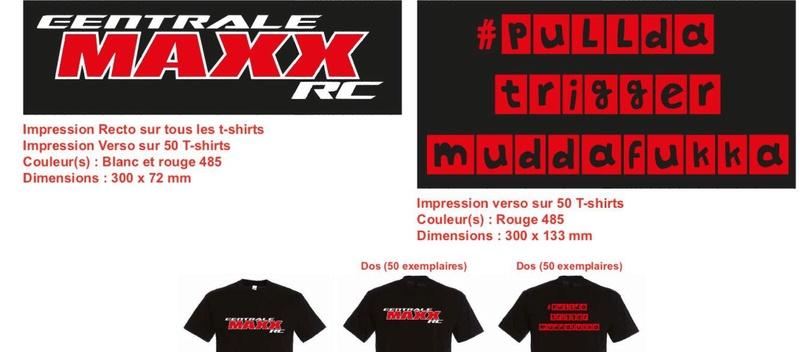 CentralemaxxRC T-shirts  20023810
