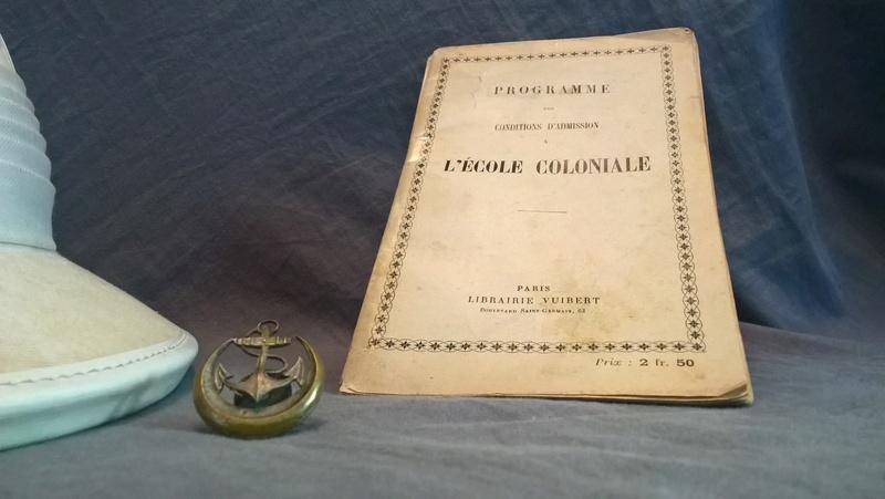 Ma collection : uniformes-coiffures-archives de la Coloniale et la colonisation - Page 9 210
