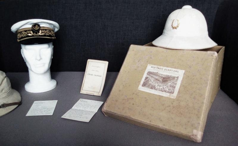 Ma collection : uniformes-coiffures-archives de la Coloniale et la colonisation - Page 9 Img_2054