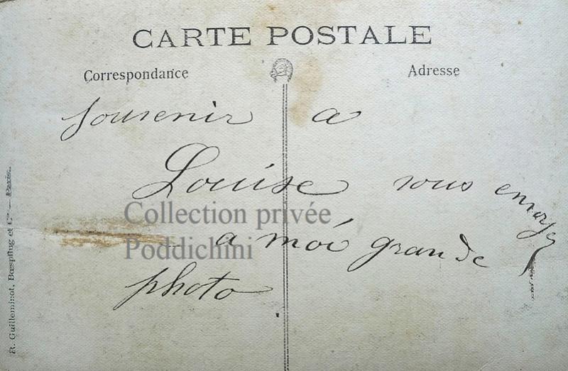 Identification d'un soldat sur une carte postale Soldat11