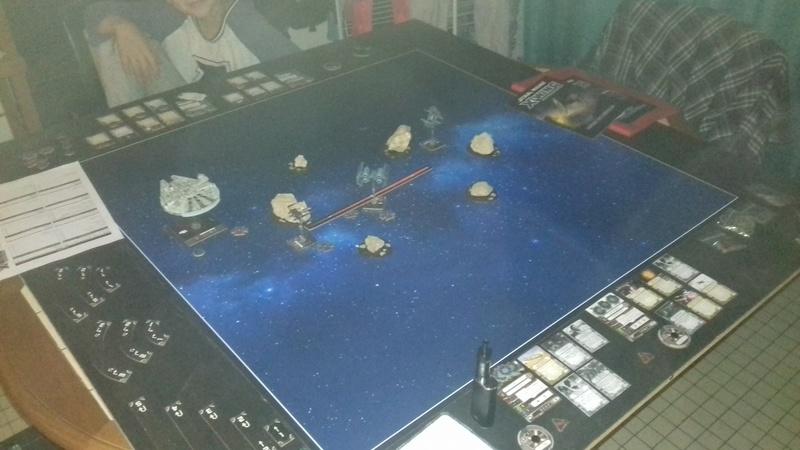 X-Wing le jeux de plateau 20171018