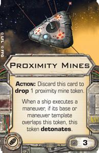 X-Wing le jeux de plateau Proxim10