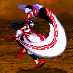 SS2 Nakoruru released by anamochi on 2017-09-24 Mugen_14