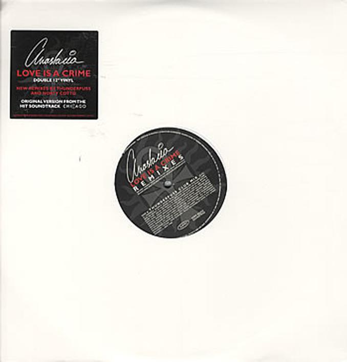 Anastacia - Love Is A Crime (Remixes) Anasta10