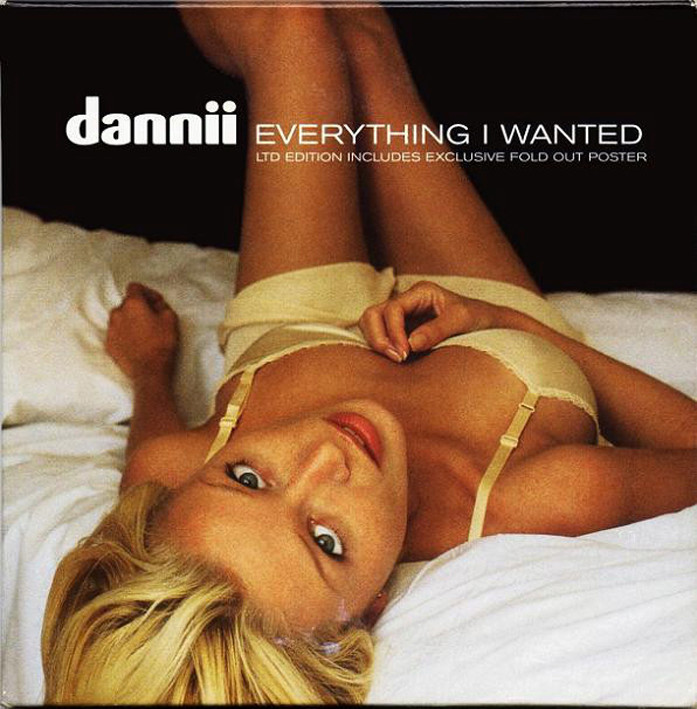Dannii Minogue - Everything I Wanted (Maxi Cd) Dannii10