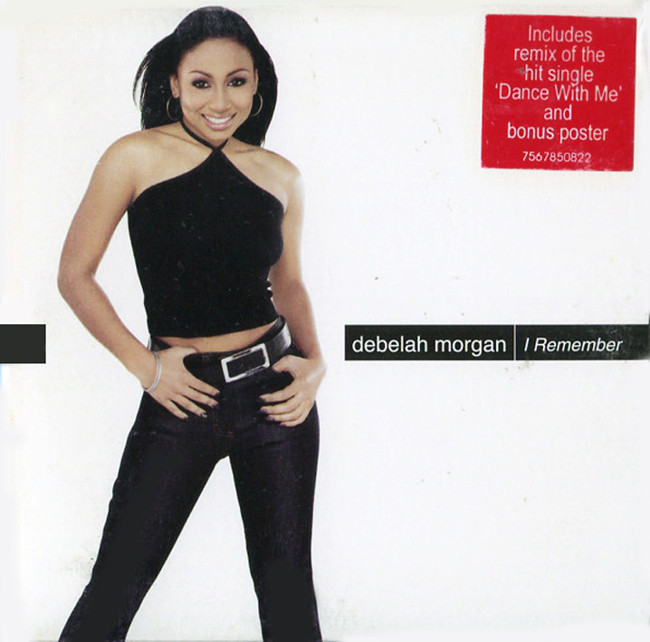 Debelah Morgan - I Remember (Maxi Cd) Debela10