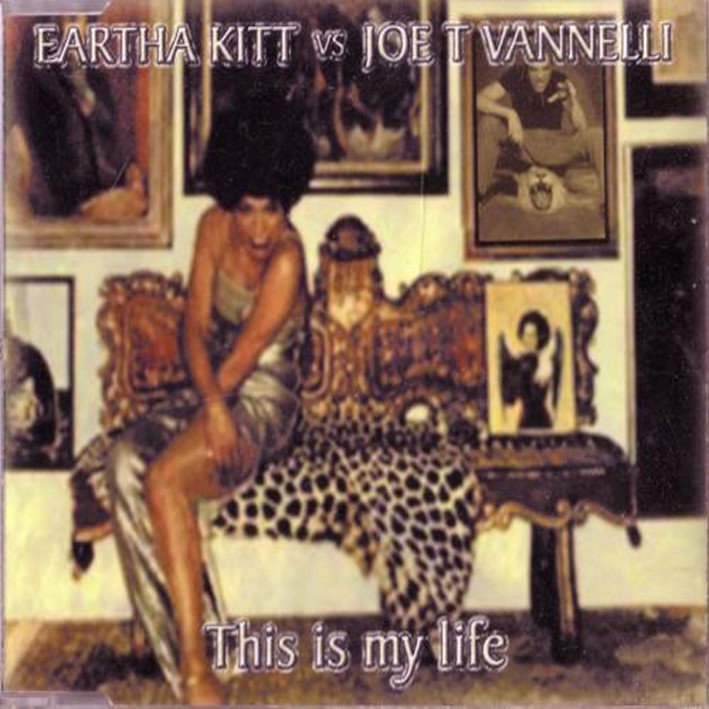 Earth Kitt Vs Joe T Vanelli - This Is My Life (Maxi Cd) Eartha10