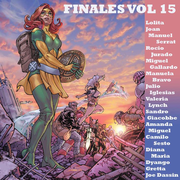 Finales Vol 15 (New Entry) Finale10