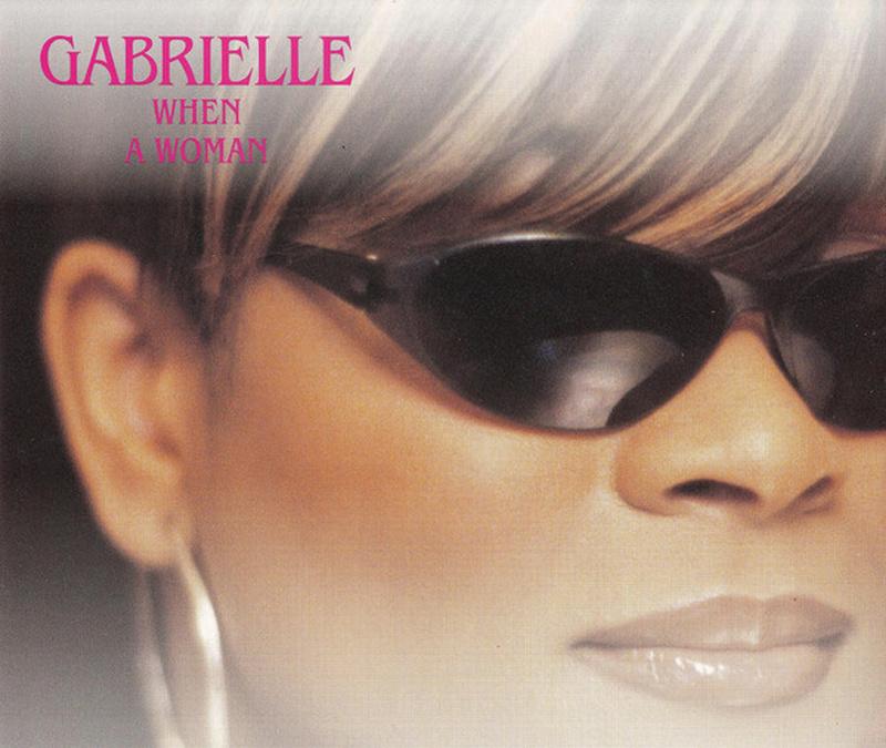 Gabrielle - When A Woman (Maxi) Gabrie12