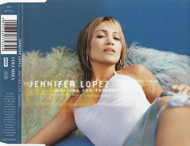 Jennifer Lopez - Waiting For Tonight (Maxi) Jennif10