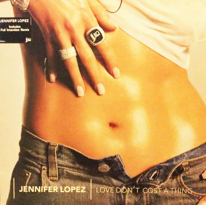Jennifer Lopez - Love Don't Cost A Thing (12'') Jennif11