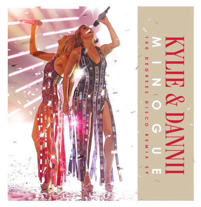 Kylie & Dannii Minogue - 100 Degrees (Still Disco To Me)(12'' Vinil) Kylie_10
