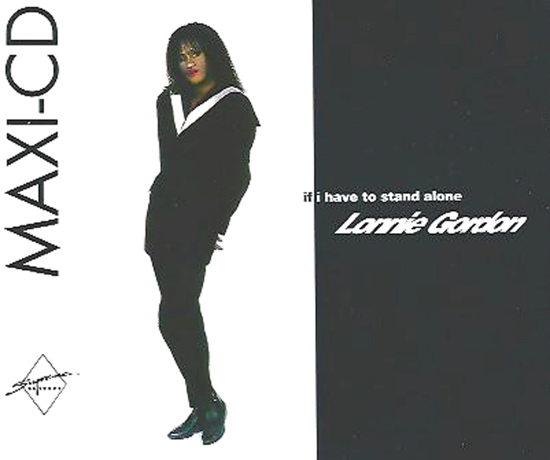Lonnie Gordon - If I Have To Stand Alone (Maxi Cd) Lonnie10