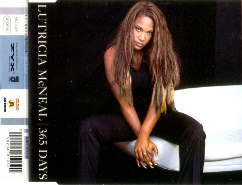 Lutricia McNeal - 365 Days (Maxi Cd) Lutric12