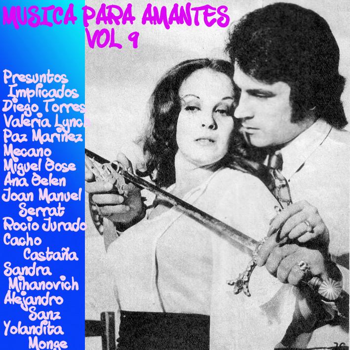 Musica Para Amantes Vol 9 (New Entry) Musica11