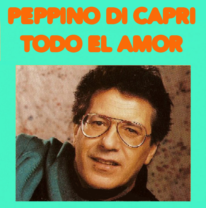 Peppino Di Capri - Todo El Amor (All The Love) Peppin10