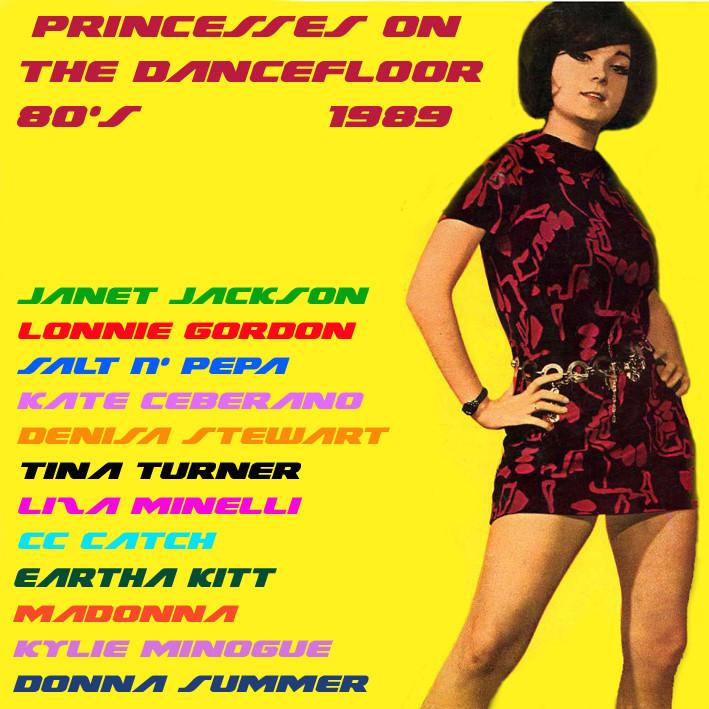 Princesses On The Dancefloor 80's 1989 Prince19