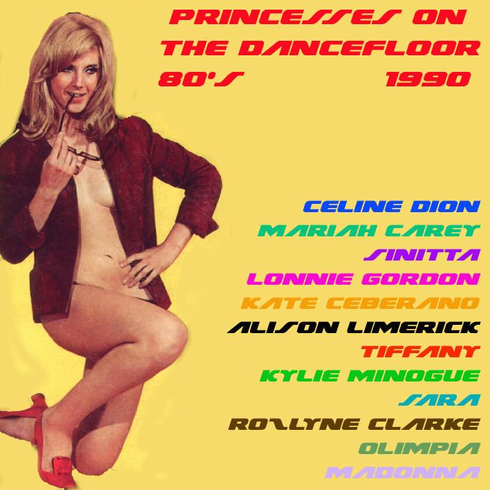 Princesses On The Dancefloor 80's 1990 Prince20