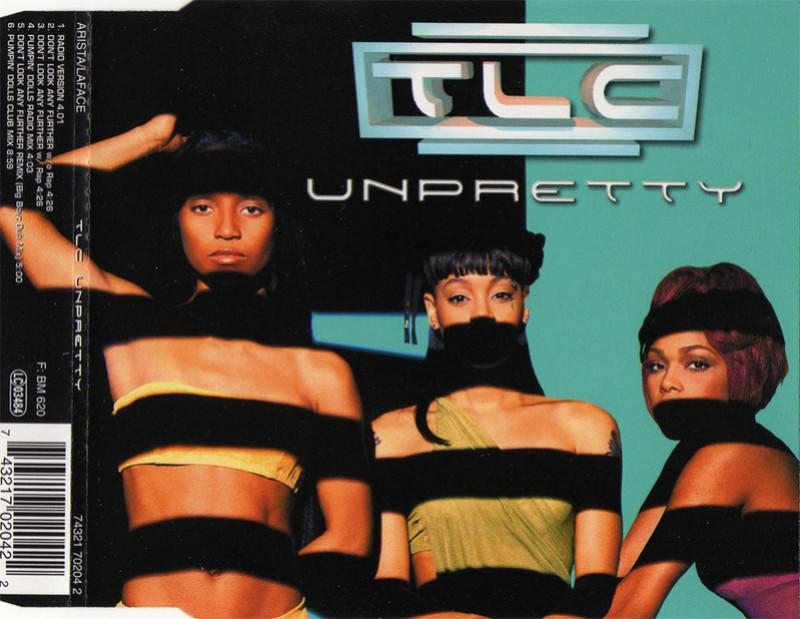 TLC - Unpretty (Remixes) Tlc_un10