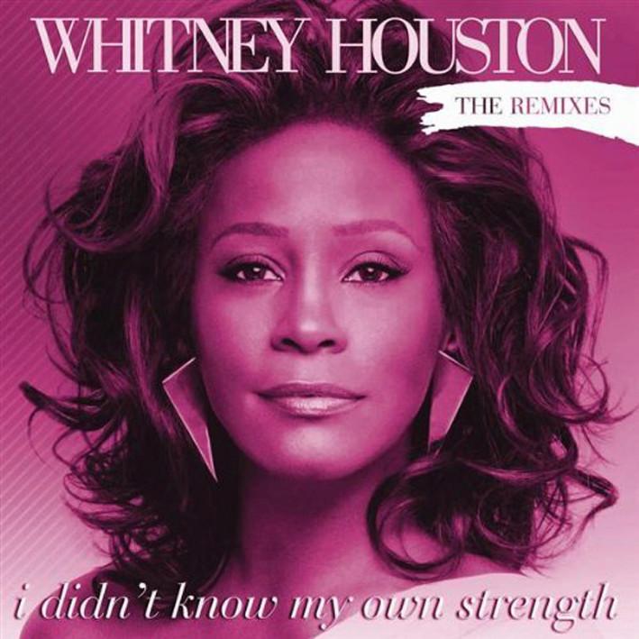 Whitney Houston - I Didn't Know My Own Strength (Remixes) Whitne10