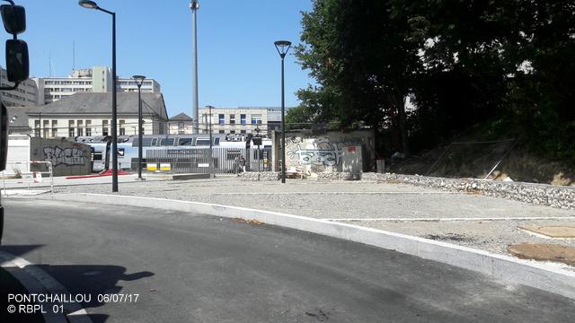 Halte de Pontchaillou. (Rennes) [06/07/2017] 20170777