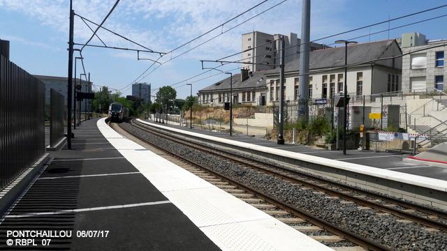 Halte de Pontchaillou. (Rennes) [06/07/2017] 20170783