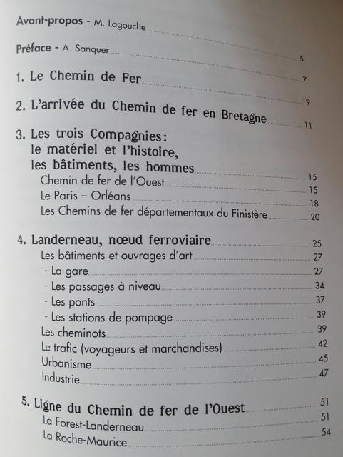 « De la vapeur au TGV » : le train dans le pays de Landerneau et de  Daoulas 20170983