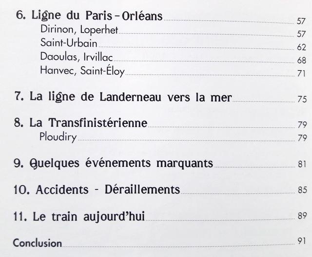 « De la vapeur au TGV » : le train dans le pays de Landerneau et de  Daoulas 20170984