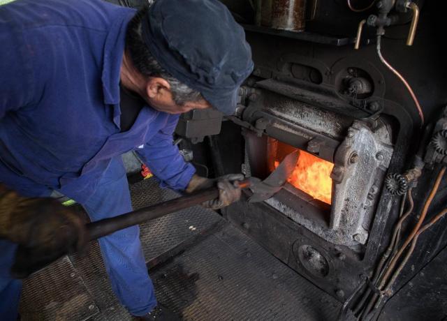 Une remontée de Paimpol à Pontrieux à toute vapeur  562e5d10