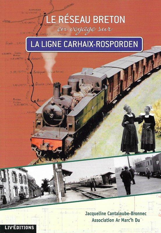 Le RB en voyageant sur la ligne CARHAIX / ROSPORDEN Image010