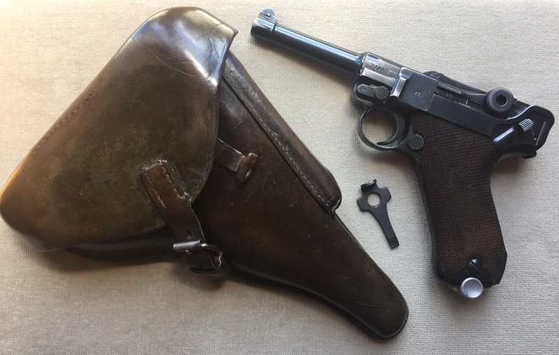 LUGER P08 Mauser S/42 1938 Img_4348