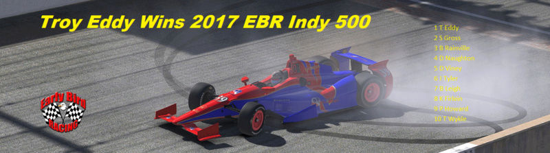 2017 Indy 500 Winner 2017in13