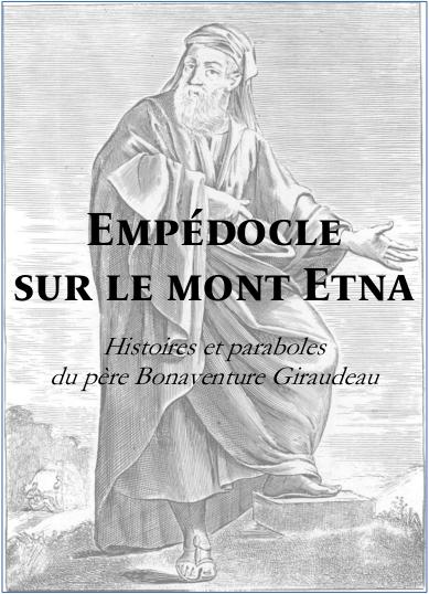 Empédocle sur le mont Etna Empedo10