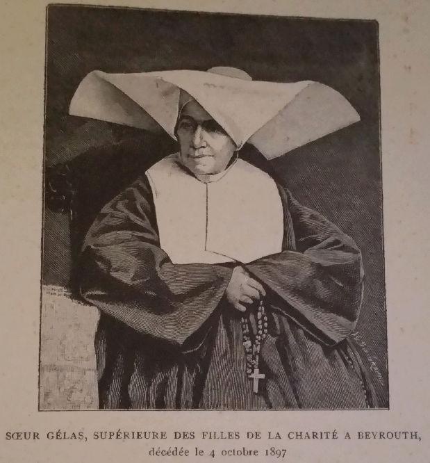 RARISSIME : l'état des congrégations catholiques de France en 1904 Soeur_10