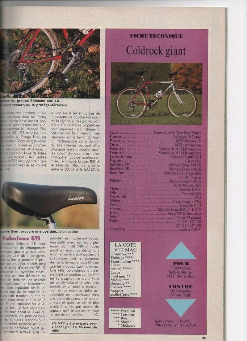 Giant ColdRock 00313