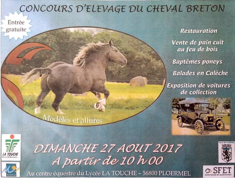 CONCOUR D ELEVAGE DU CHEVAL BRETON Nouvea10