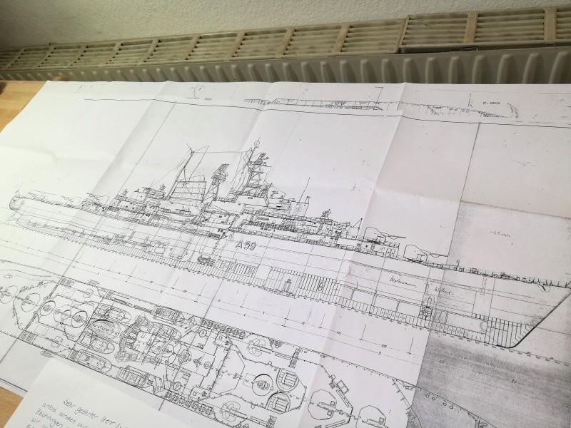 Schulschiff Deutschland, jetzt 1:100 Von_no11