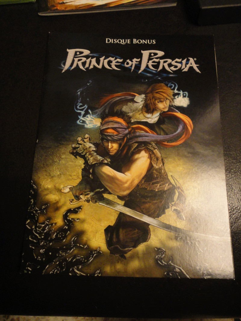 Prince of Persia collector 360 Dsc01611