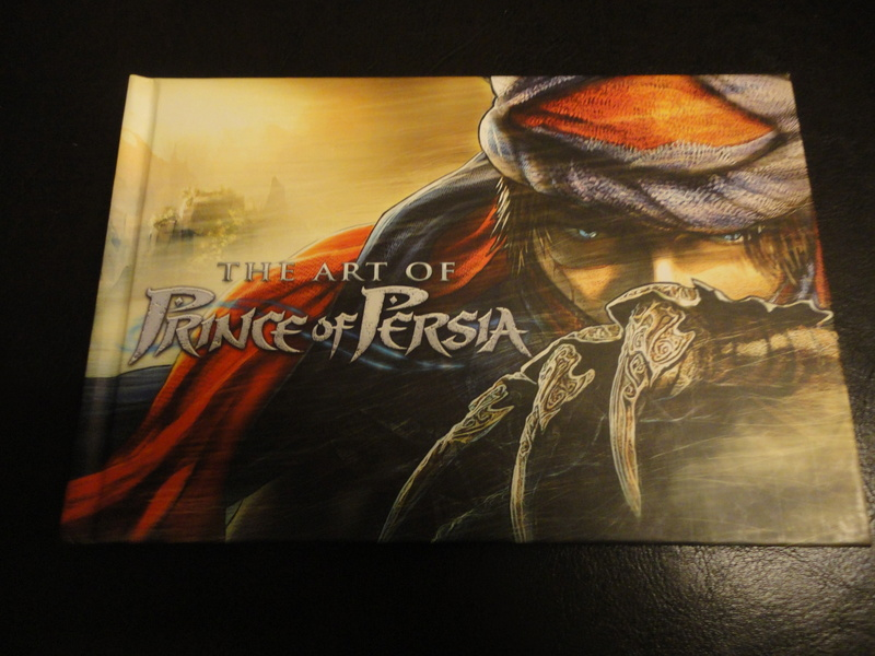 Prince of Persia collector 360 Dsc01613