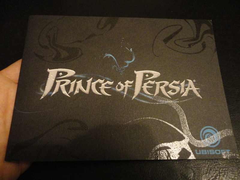 Prince of Persia collector 360 Dsc01614