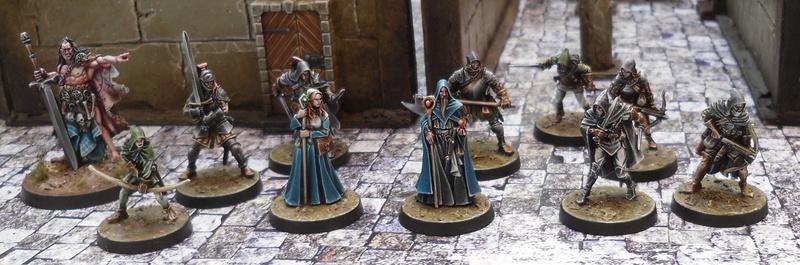 Frostgrave: Présentation du jeu et galerie de Winterfell 21207411