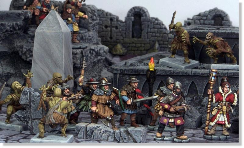 Frostgrave: Présentation du jeu et galerie de Winterfell 279810