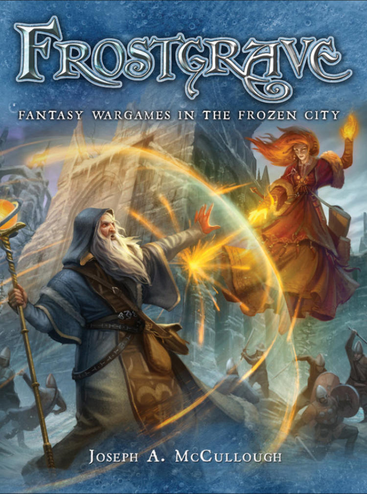 Frostgrave: Présentation du jeu et galerie de Winterfell 929810