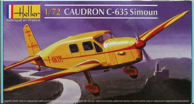 Caudron 635 Simoun 12218310