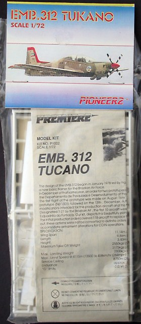 Embraer 312 Tucano 16981210