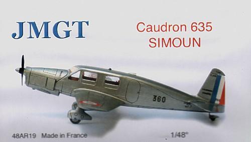 Caudron 635 Simoun 25607110