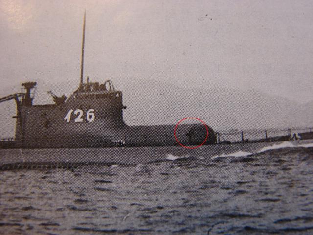 Sous-Marin Japonais I Class I 19 / I 29 : 1/200° Nichimo - Page 3 Dsc00110