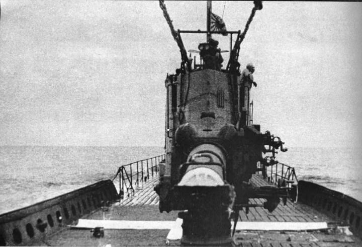 Sous-Marin Japonais I Class I 19 / I 29 : 1/200° Nichimo - Page 3 I-37_b10